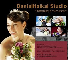 Danial Haikal Studio Photos