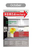 Homedirectory October 2014