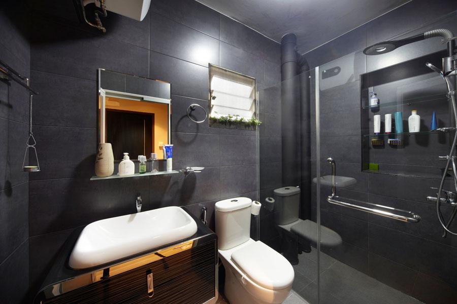 Bathroom - Hamid & Sons Interior Design