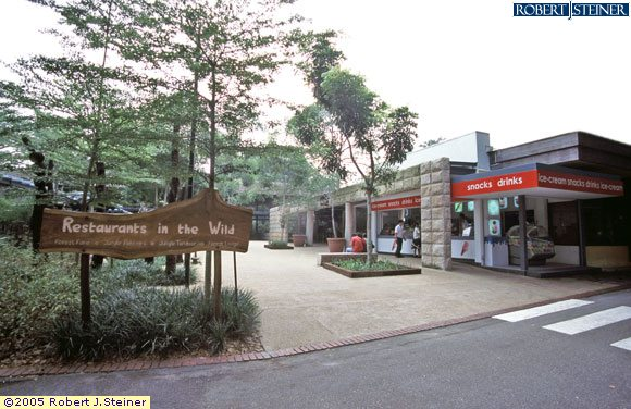 Singapore Zoological, Restaurants In The Wild