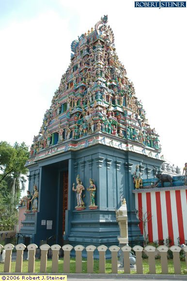 Little India, Sri Perumal Temple