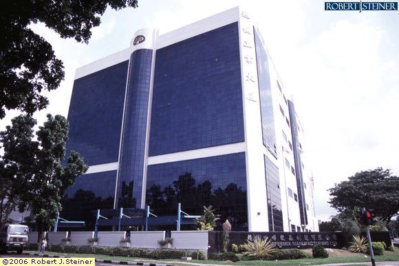Super Industrial Building