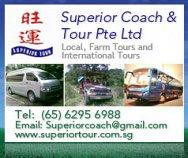 Superior Coach & Tour Pte Ltd