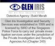AAA - Glen Iris Services Pte Ltd