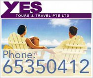 Yes Tours & Travel Pte Ltd