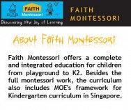 Faith Montessori