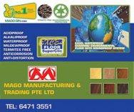 Mago Manufacturing & Trading Pte Ltd