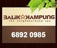 Balik Kampung Pte Ltd