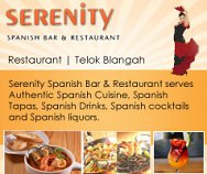 Serenity Spanish Bar & Restaurant