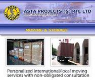 Asta Projects (S) Pte Ltd