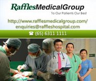 Raffles Medical Group Ltd