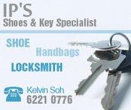Ip's Shoe N Key Specialist