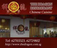 The Dragon Restaurant Pte Ltd