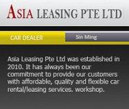 Asia Leasing Pte Ltd