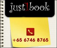 Just1Book Pte Ltd