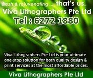 Viva Lithographers Pte Ltd