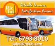 Ric-Tat Transport Service