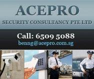 AcePro Security Consultancy Pte Ltd
