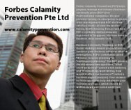 Forbes Calamity Prevention Pte Ltd