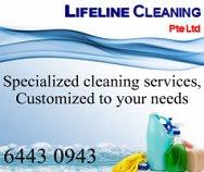 Lifeline Cleaning Pte Ltd
