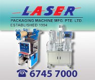 Laser Packaging Machine Manufacturing Pte Ltd