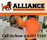 Alliance Movers & Transportation