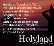 Holyland Travel & Tours Pte Ltd