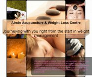 Aimin Acupuncture & Weight Loss Centre Pte Ltd