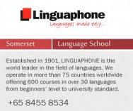 Linguaphone Language Centre Pte Ltd