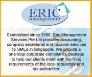 Eric Management Services Pte Ltd
