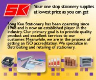 Song Kee Stationery Co