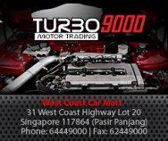 Turbo 9000 Motor Trading