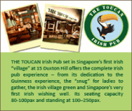 Toucan - The Irish Pub