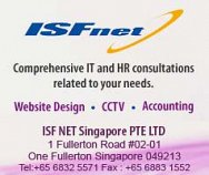 ISFnet Singapore Pte Ltd