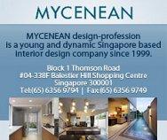 Mycenean Design-Profession Pte Ltd