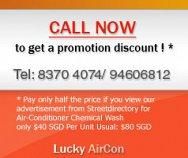Lucky Aircon Services