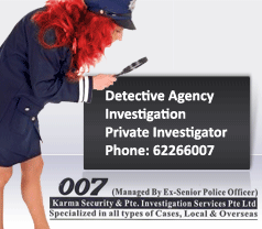 Karma Security & Private Investigation Services Pte Ltd Photos