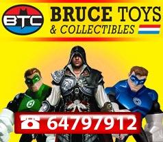 Bruce Toys & Collectibles Photos