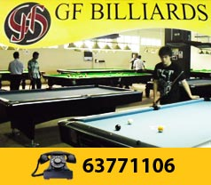 GF Billiards Photos