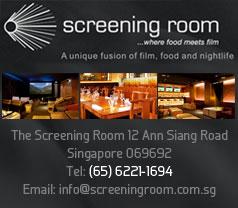 Screening Room (S) Pte Ltd Photos