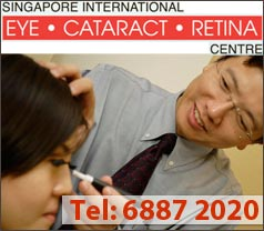 Singapore International Eye Cataract Retina Centre Pte Ltd Photos