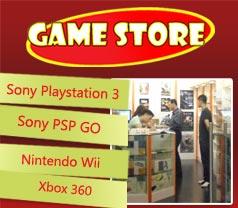 Game Store Photos