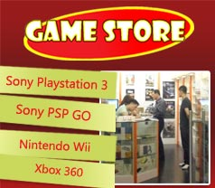 Game Store Photos