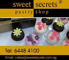 Sweet Secrets Pastry Shop Pte Ltd Photos
