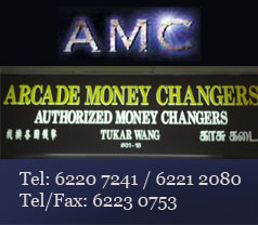 Arcade Money Changers Photos