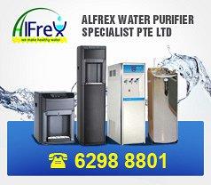 Alfrex Water Purifier Specialist Pte Ltd Photos
