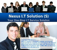 Nexus I.T Solution (S) Private Limited Photos