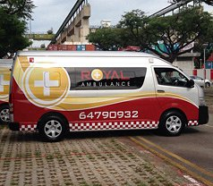 Royal Ambulance Services Pte Ltd Photos