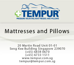 Tempur Singapore Pte Ltd Photos