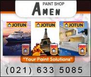 Amen Paint Shop